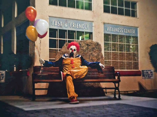 Wasco Clown