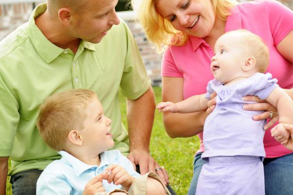Health milestones for infants and preschoolers