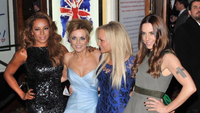 Mel B on Spice Girls feud: