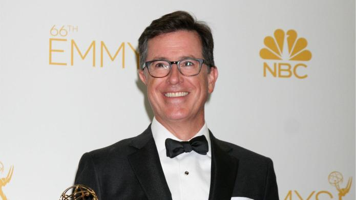 Stephen Colbert will end his show