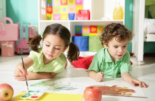 Encourage kids' creativity
