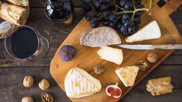 Your Cheese Habit Isn't As Bad