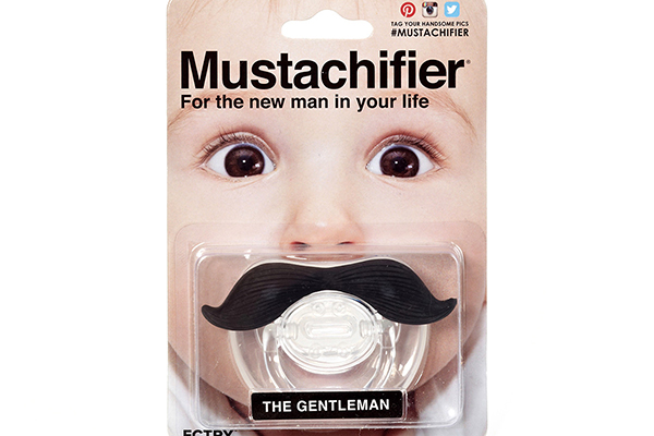 The Mustachifier Gentleman