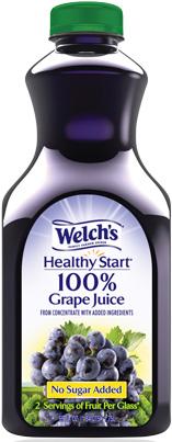 Welche's Healthy Start
