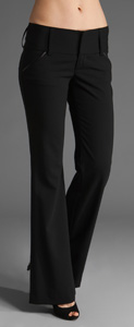 Well-fitting dress pants