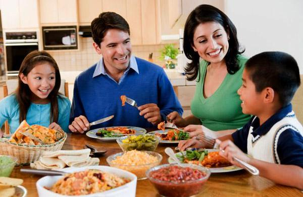 Is the family dinner still important?
