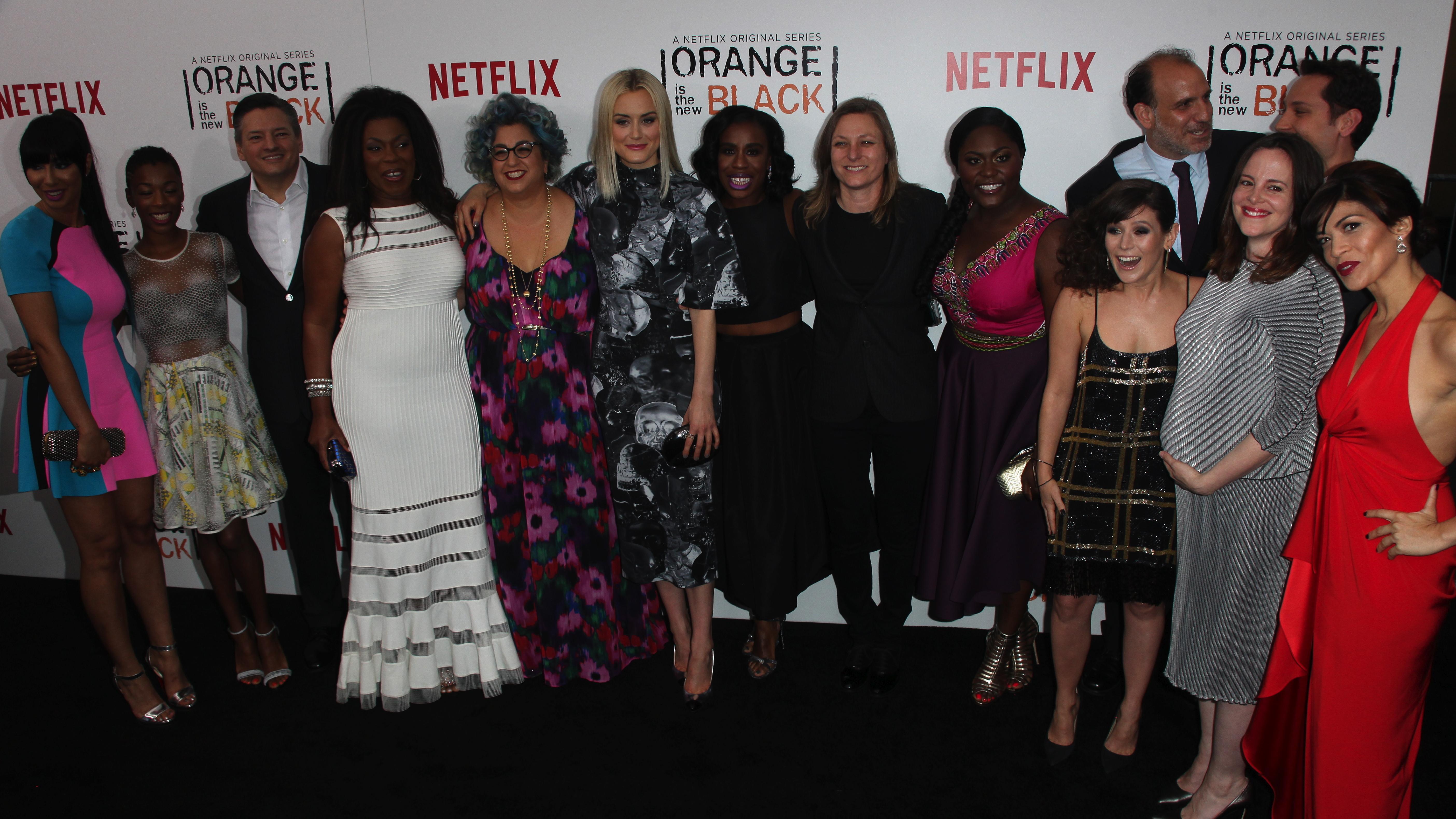 orange is the new black season 2 premiere