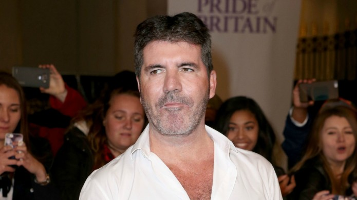 Simon Cowell excites fans with his