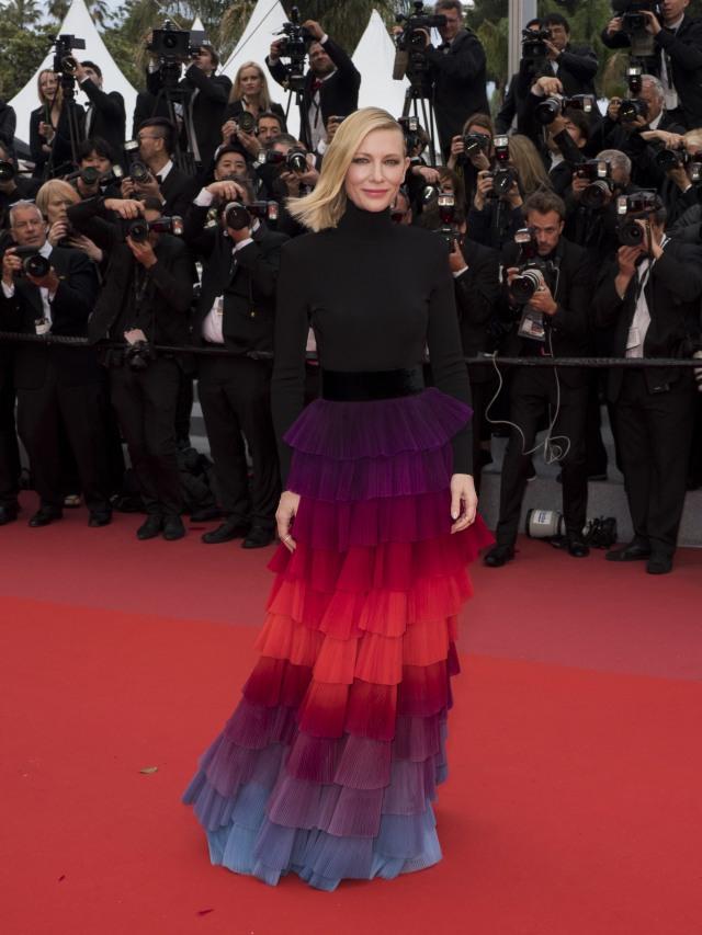 cate Blanchett fashion icon