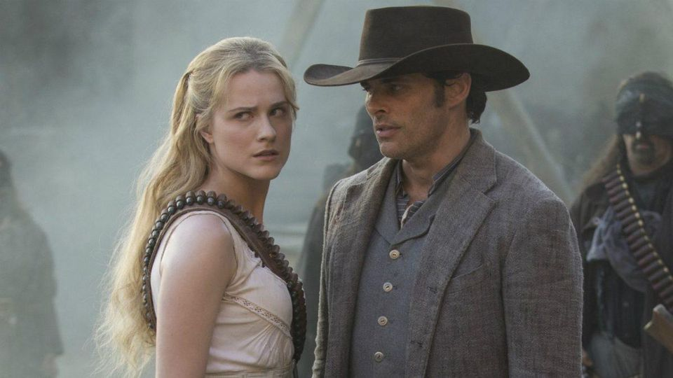 Westworld's Dolores and Teddy