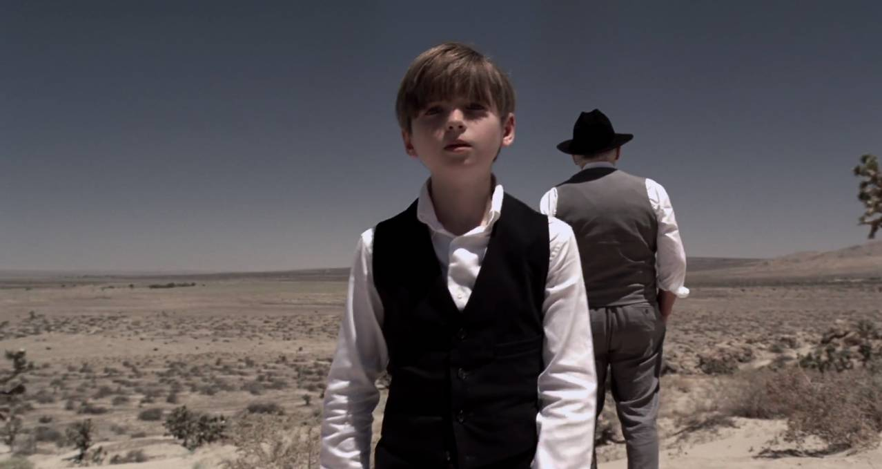 Westworld's Young Dr. Ford