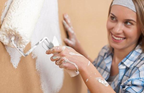 5 Mistakes when painting your walls