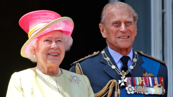 The Queen & Prince Philip Have