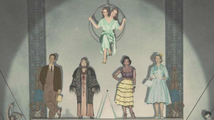 American Horror Story: Freak Show cast