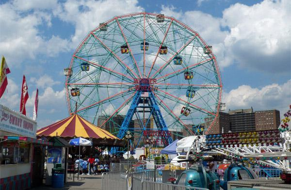 Come on out to Coney Island,