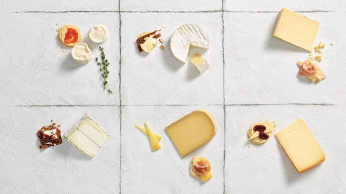Whole Foods' 12 Days of Cheese