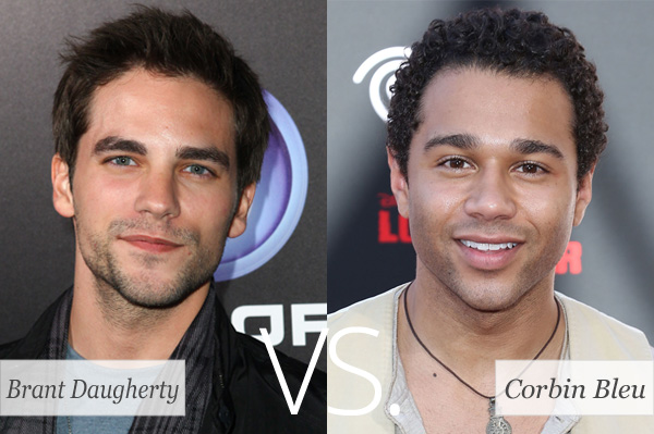 Who's Hotter: <Dancing with the Star's Brant Daugherty or Corbin Bleu?