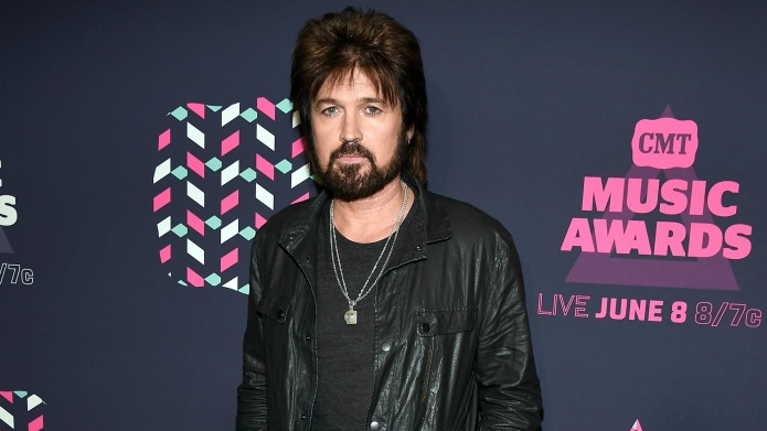 Billy Ray Cyrus made his CMT