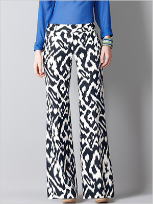Wide-legged trousers | Sheknows.ca