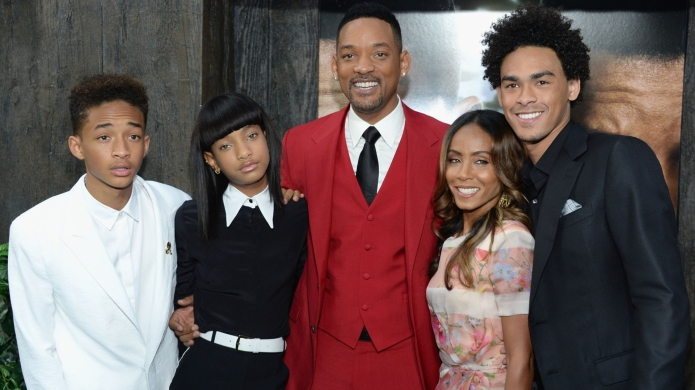 Jaden Smith, Willow Smith, Will Smith,