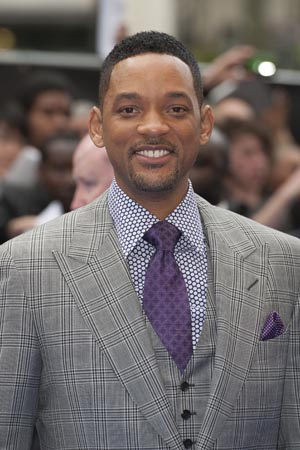 Will Smith slaps a reporter