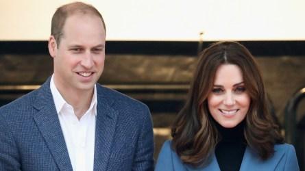 Prince William & Kate Middleton's 2018