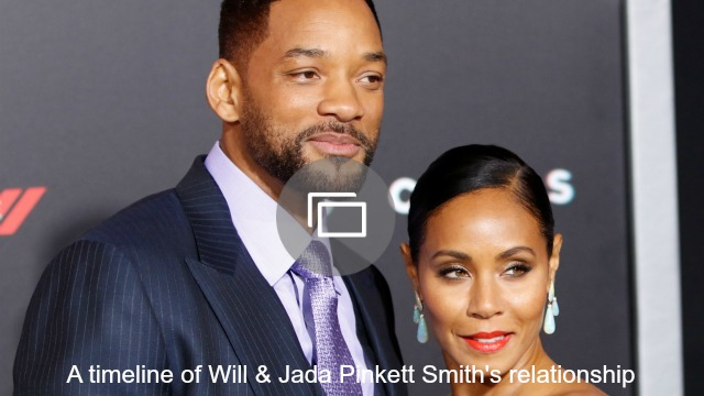 will smith and jada timeline slideshow