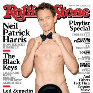 Neil Patrick Harris does his best