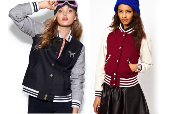 Winter Trends-Varsity Jacket   Sheknows.com