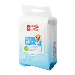 Nature's miracle deodorizing wipes | Sheknows.ca