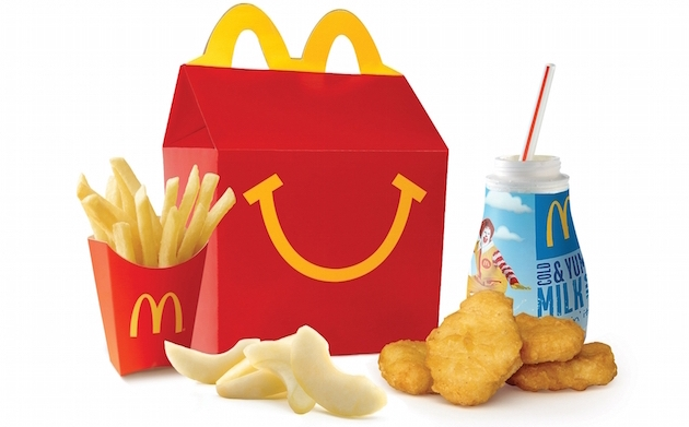 McDonald's is in trouble over latest