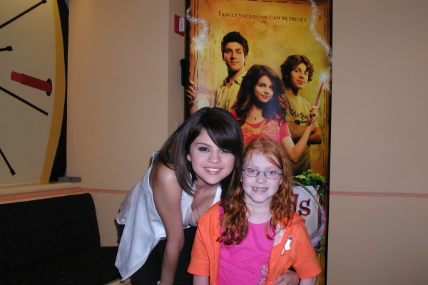 Selena Gomez has a fan for Wizards of Waverly Place The Movie