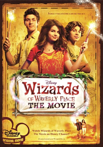 Don't miss The Wizards of Waverly Place The Movie