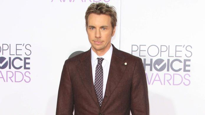 Dax Shepard, Monica Potter were the
