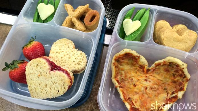 Valentine's Day bento boxes for your