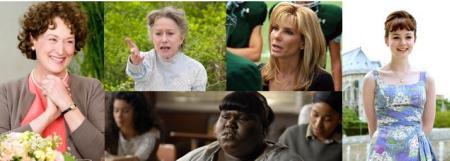 Academy Award nominations 2010 announced