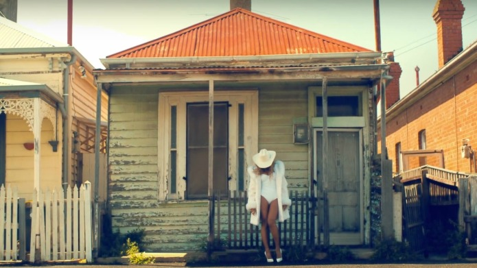Melbourne cottage featured in Beyoncé film
