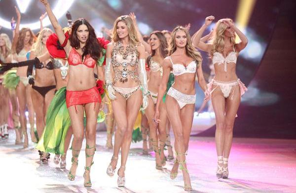 Body confidence tips from Victoria's Secret