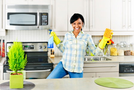 Tips to help you spring clean your kitchen – SheKnows
