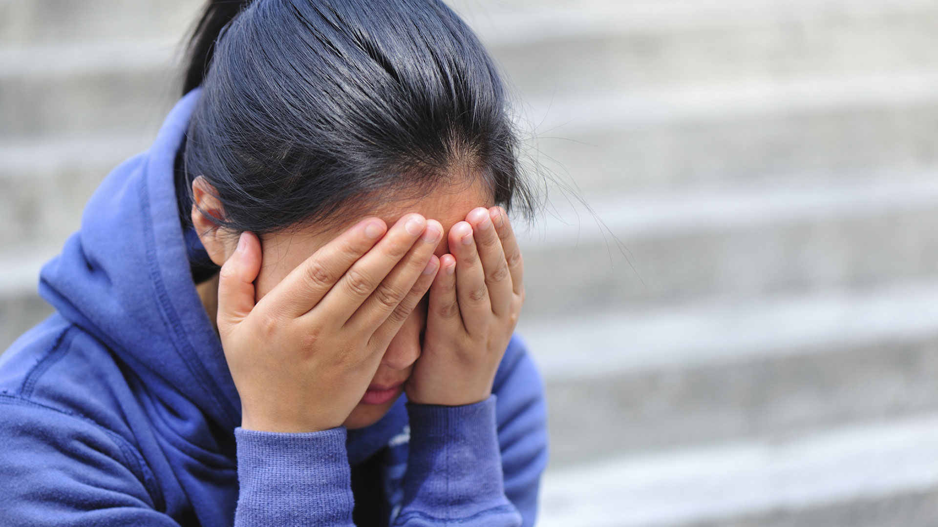 Woman crying   Sheknows.com