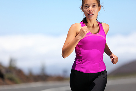 Woman training for marathon | Sheknows.ca