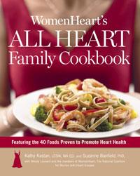 Womenheart family cookbook