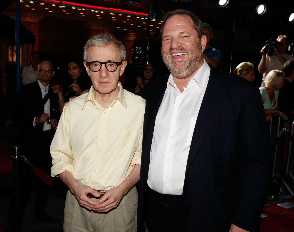 Harvey Weinstein Woody Allen
