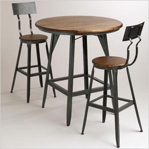World Market pub style table