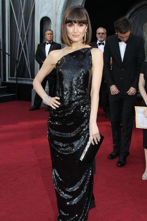 Oscars Worst Dressed -- Rose Byrne
