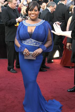 Oscars worst dressed -- Sherri Shepherd