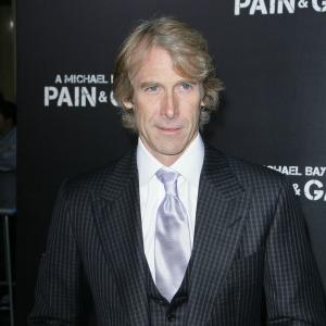 Director Michael Bay attacked on the