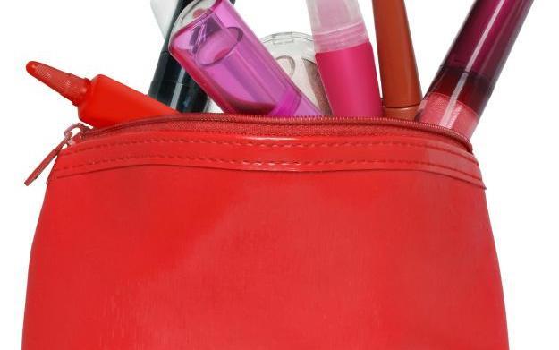 Spring makeup bag cleanup tips