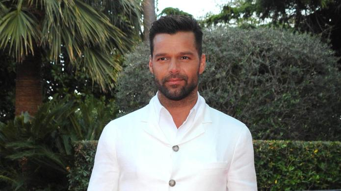 Ricky Martin's son asked him if