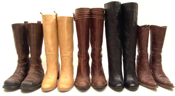 How to protect your boots before